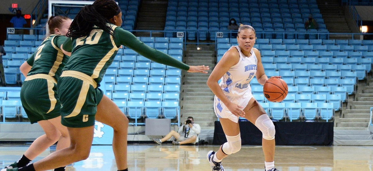 UNC Women's Basketball passes first big test of the season