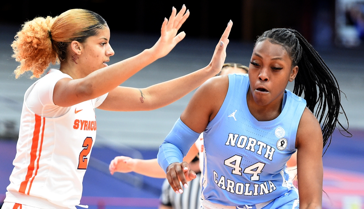 Stephanie Watts shakes shooting slump, other positives come out of UNC's loss at Syracuse