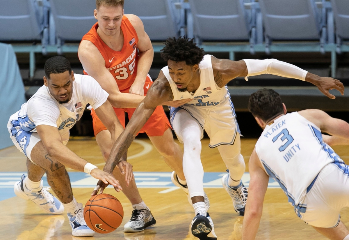 UNC shows some of its best offense of the season in its third consecutive victory
