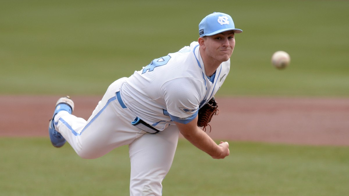Love's 6 no-hit innings, Roberts' blasts power UNC Baseball's Opening Day rout
