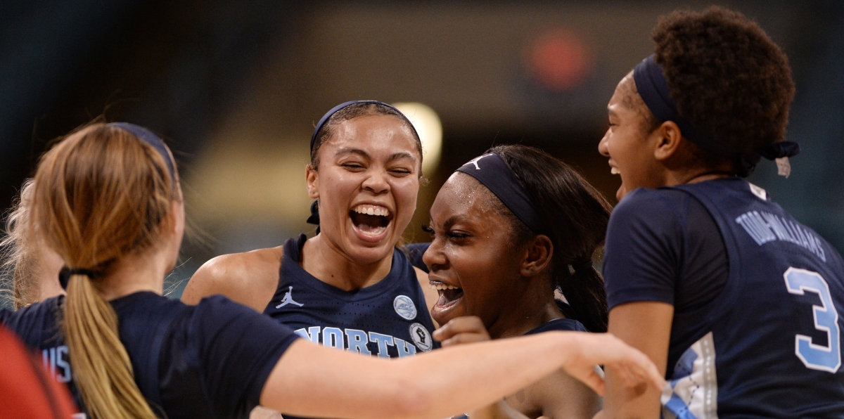 Alyssa Ustby leads UNC to 3rd upset of a top-10 N.C. State team in 3 years