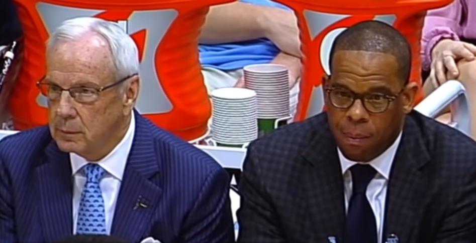 UNC makes historic hire in picking Hubert Davis
