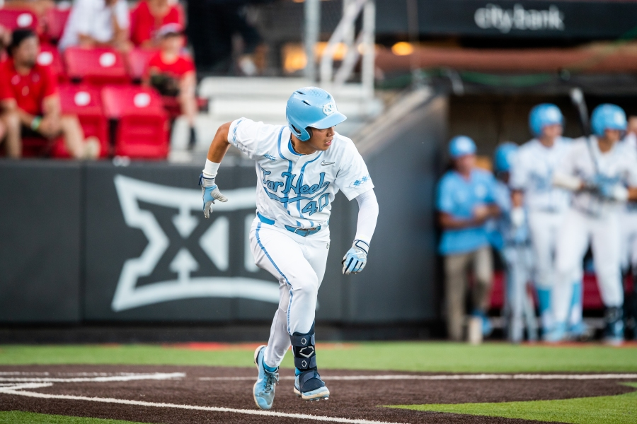 After surreal sixth inning, Texas Tech pulls away from UNC, 7-2