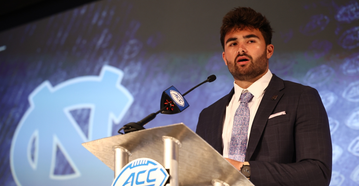 Sam Howell didn't want a Heisman publicity campaign; he just wants to win